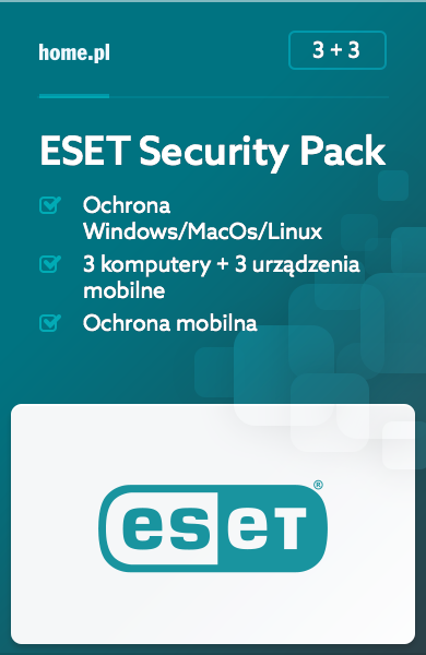 ESET NOD32 i Security Pack