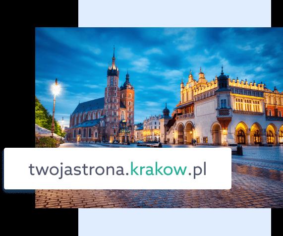 Tworzenie stron internetowych - Kraków