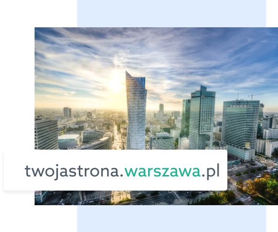 Tworzenie stron internetowych - Warszawa