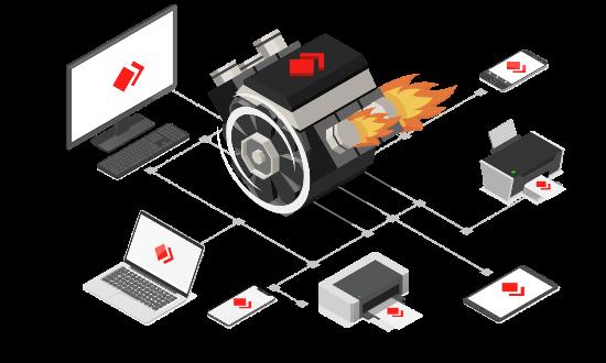 AnyDesk to najszybsza aplikacja do zdalnego połączenia