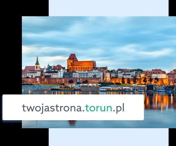 Tworzenie stron internetowych - Toruń