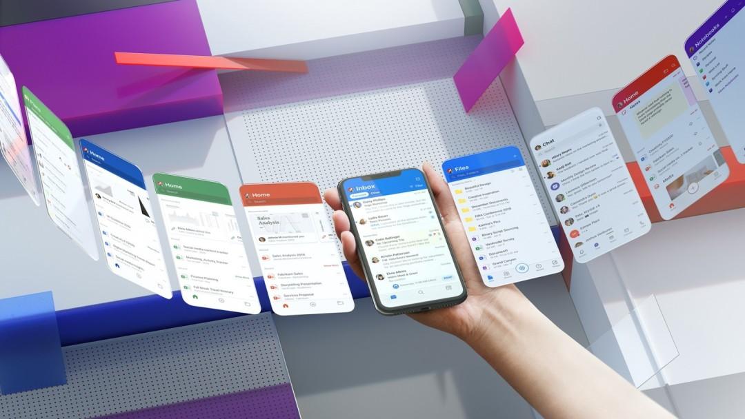 Mobilne aplikacje Office 365