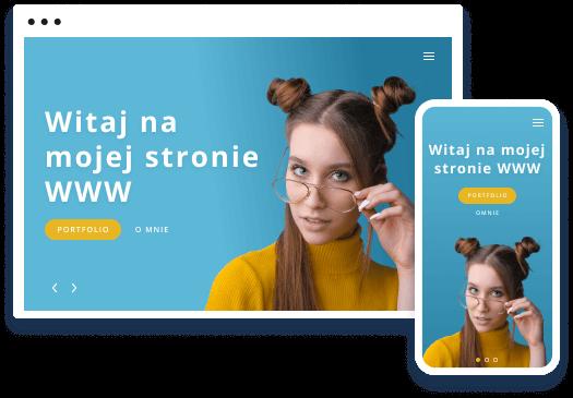 Stworzymy stronę na Twojej domenie