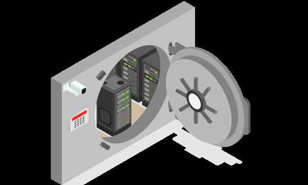AnyDesk Enterprise safe data