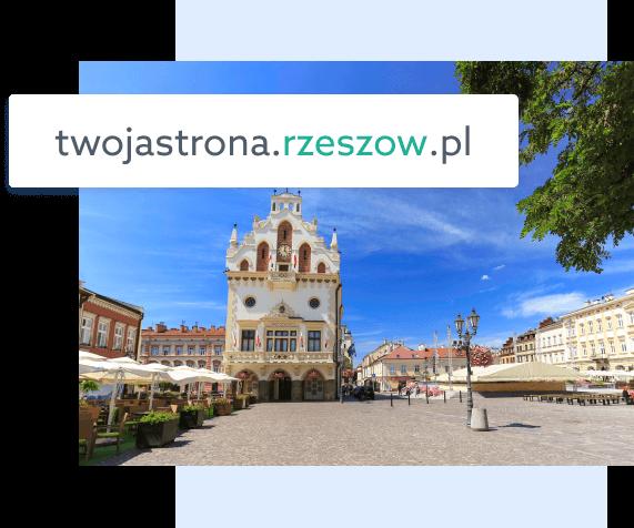 Tworzenie stron internetowych - Rzeszów