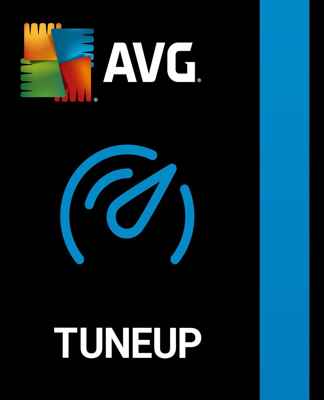 AVG PC TuneUp 1PC/1 rok – Przyspiesz działanie komputera